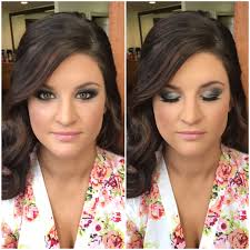 airbrush makeup for wedding amandaraebeauty wedding makeup bridal makeup before and