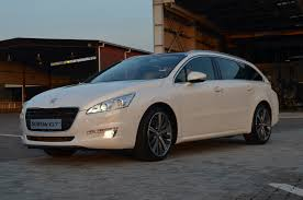 peugeot wagon peugeot 508 relaunched now with five variants including hdi