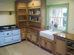 unfitted kitchen furniture new arts crafts movement cfa voysey style fitted unfitted