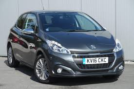 peugeot 208 used peugeot 208 and second hand peugeot 208 in devon
