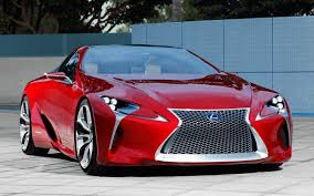 lexus australia careers lexus showing updated version of lf lc concept in australia