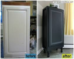 Repurposed Furniture Kitchen Upper Cabinet To Stylish Storage - Kitchen furniture storage cabinets