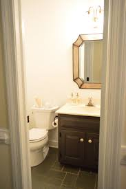 painting our bathroom vanity twice to get it right young house