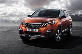 peugeot range 2016 peugeot 3008 revealed a new suv look for pug u0027s 2016 family