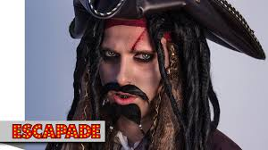 Halloween Makeup Ideas For Guys by Pirate Makeup Tutorial Halloween Makeup Ideas Youtube