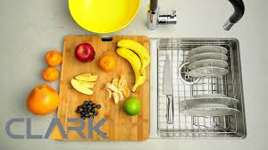 Peter Evans Sink by Clark Kitchen Sink Accessories Guide Youtube