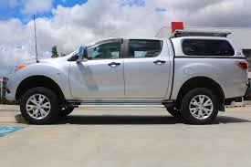 mazda bt50 mazda bt50 dual cab silver 69763 superior customer vehicles