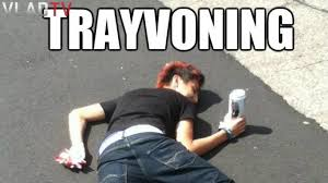 Trayvoning Meme - disturbing trayvoning trend resurfaces following verdict