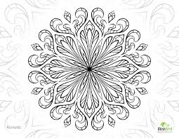 detailed coloring pages for adults free printable advanced