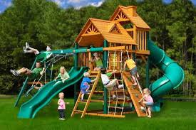 Backyard Swing Set Ideas Way To Keep Your Happy When In Backyard With