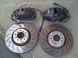 bmw rotors bmw e60 m5 front rotors replacement diy autoevolution