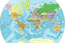 Colombia On World Map mapa mundi mercator jpg 2262 1525 mapas pinterest