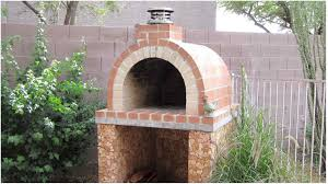 pizza oven backyards fascinating backyard brick oven plans simple