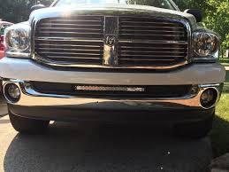ram 1500 light bar bumper 02 07 5 dodge ram 1500 20 22 led light bar mounting brackets