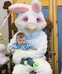 easter pictures with baby baby bunny bash at hpl