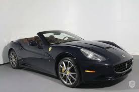 Ferrari California Coupe - 2011 ferrari california in mill valley ca united states for sale