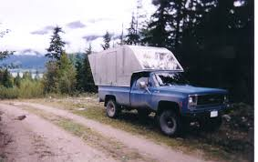homemade pickup truck building your own canopy camper expedition portal