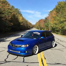 subaru wrx hatchback stance coilovers subaru wrx stance on instagram