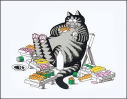 38 best kliban cats images on kliban cat cat and cats