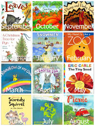 Printable Pumpkin Books For Preschoolers by A Year Of Preschool Books U0026 Activities Reading Confetti