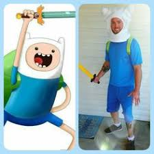 Adventure Halloween Costumes Adventure Finn Inflatable Boys Costume Exclusively Spirit