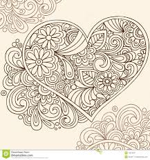henna coloring pages enchanting brmcdigitaldownloads com