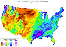 Mexico Precipitation Map by Drought November 2013 State Of The Climate National Centers