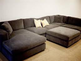 sofa beds design breathtaking modern large deep sectional sofas