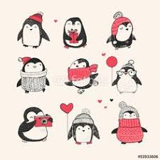 how to draw a christmas penguin 52weeksofhowtodraw http