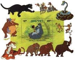 bear stamps baloo