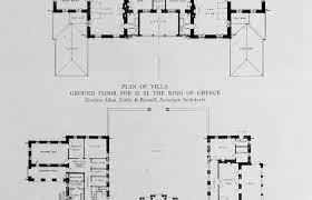 italian villa floor plans fresh of style house plans single story collection