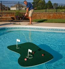 Pools For Backyards by Amazon Com Blue Wave Aqua Golf Backyard Game Toys U0026 Games