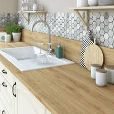 plan de travail cuisine sur mesure stratifié unfinished marble tiles kitchens carrelage crédence