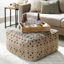 Pouf Coffee Table Kuba Floor Pouf Pier 1 Imports Furniture World Pinterest