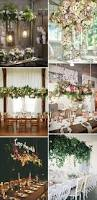 floral decor hanging wedding flowers the biggest boldest trend for wedding