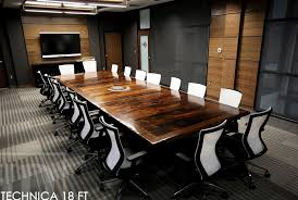 Custom Boardroom Tables Reclaimed Wood Boardroom Tables Ontario Gerald Reinink Hd