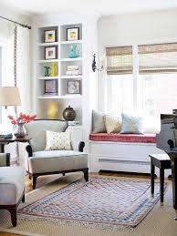 Small Seat Bench Piano Room White Room Paint Window Seat Bench Piano Room Layered