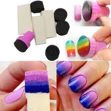 nail sponge stencil reviews online shopping nail sponge stencil
