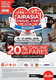 airasia travel fair special promo on airasia travel fair 2016 freebies my
