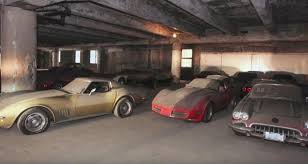 rarest corvette take a look at this forgotten collection of corvettes gt speed