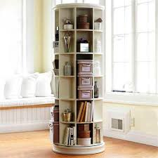 Woodworking Plans Rotating Bookshelf by Amazing Revolving Bookcase Designs