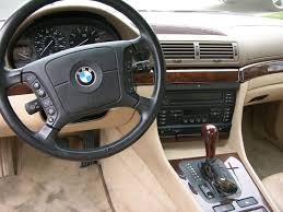 car picker bmw 740 interior images