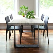 dining table white wooden extending dining table wood chairs