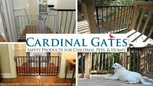 Child Gates For Stairs Cardinal Gates Stairway Special Outdoor Gate U0026 Reviews Wayfair