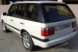 lexus used uae 2000 range rover autobiography land rover used cars in uae carnity