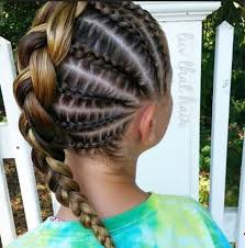 the summer best cornrow hairstyles that you should try