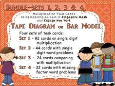 solving word problems with part part whole bar models bar model