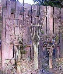 Diy Trellis Arbor Bamboo Arbor U0026 Trellis