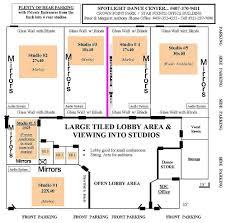 dance studio floor plans spotlight entertainemt floor plan åš u2021å