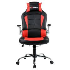 Computer Chair by Gtforce Blaze Reclining Leather Sports Racing Office Desk Chair
